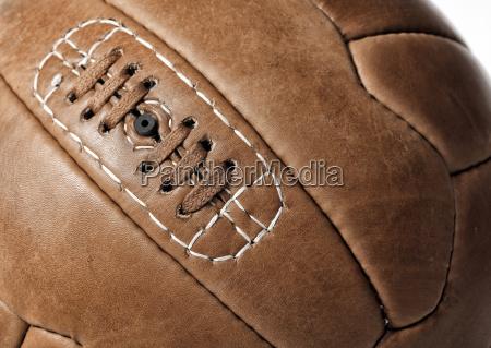 soccer ball closeup