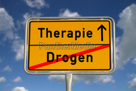 german ortsschild therapy drugs