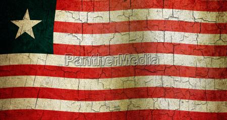 afrika weinlese fahne afrikanerin flagge weinernte
