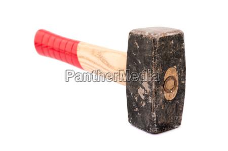 einschlag werkzeug handwerkszeug metall aufprall abbruch