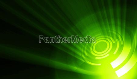 green zoonar background