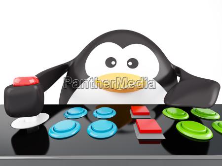 arcade pinguin