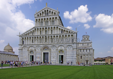 tuscany pisa cathedral