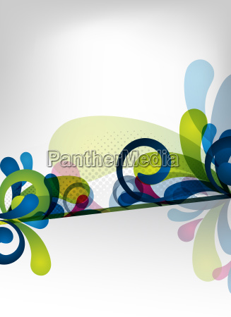 colorful vector design