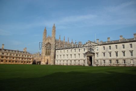 kings college kapelle england grossbritannien