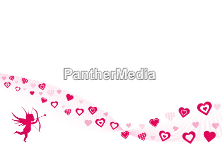 valentine background illustration