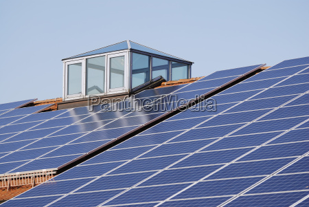 gruene photovoltaische energie