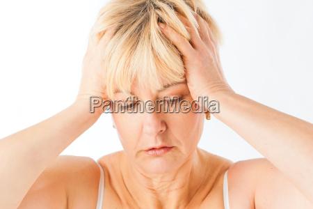medizin und krankheit kopfschmerzen oder