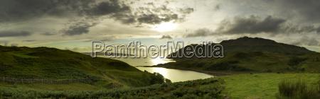 ardnamurchan sicht panorama