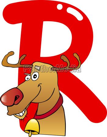 r fuer reindeer