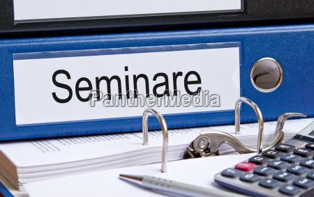 seminars folder