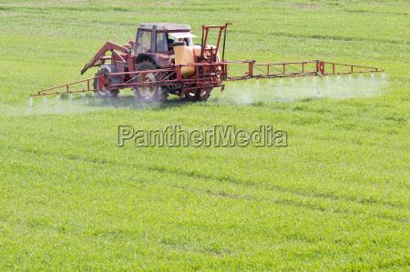 landwirtschaft im fruehling