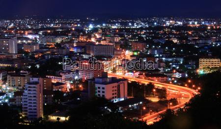 pattaya autobahn thailand