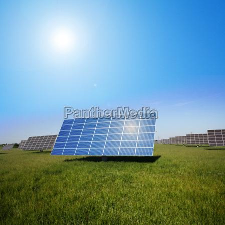 feldbereich fuer solaranlagen