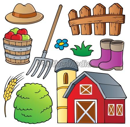 farm theme collection 1
