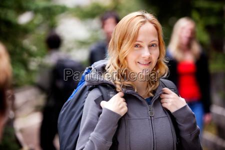 outdoor woman