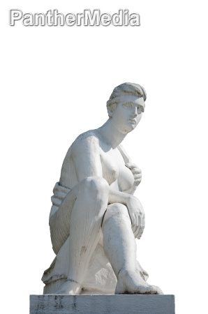 frau hand haende statue gesicht person