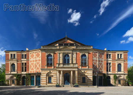 festival theater bayreuth