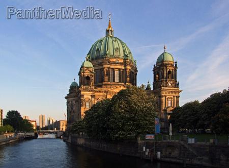 berliner dom germany berlin berlin cathedral