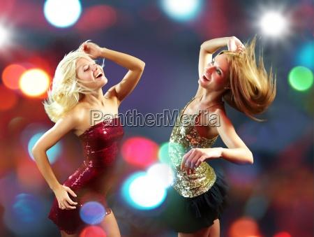 dynamische tanz