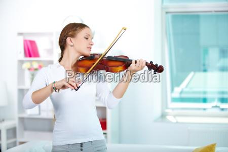 schoener musiker