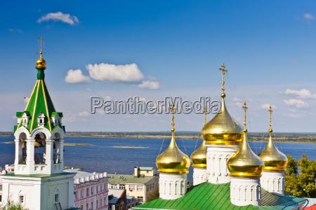 church in nizhny novgorod russia