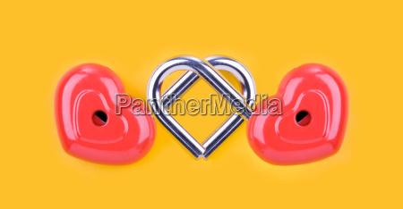 zwei rote schloesser
