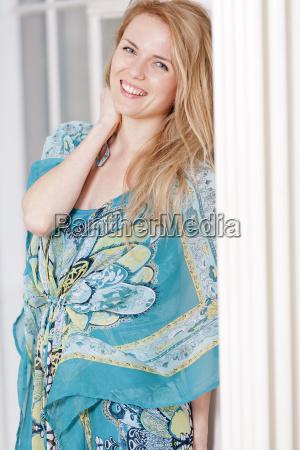 frau mode weiblich sommer sommerlich weibchen