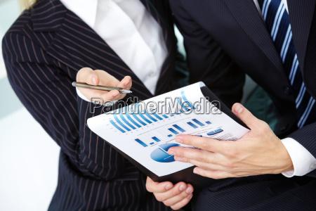diskussion des papiers