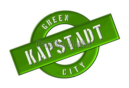 green city kapstadt