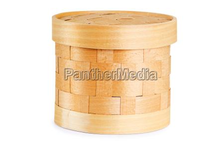 birkenrinde container