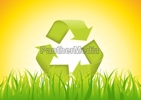 recyclable symbol