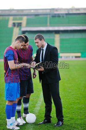 profi sport manager und trainer