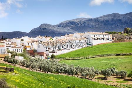 haus gebaeude stadt spanien immobilien entfaltung
