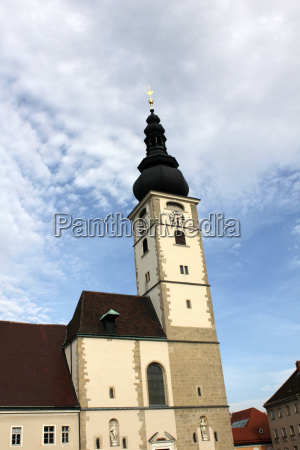 cathedral in st poelten lower