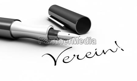 club pen concept