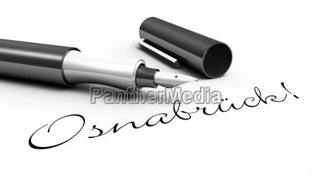 osnabrueck pen concept