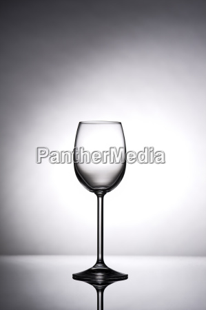wineglass in the back light