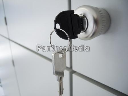 closet lock