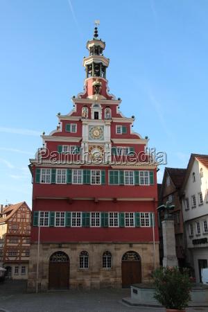 esslinger, rathaus - 7533532