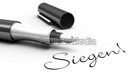 siegen pen concept