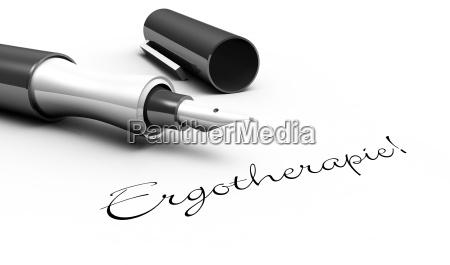 ergotherapie stift konzept