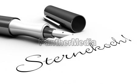 star chef pen concept