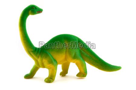 spielzeug aus kunststoff dinosaurier