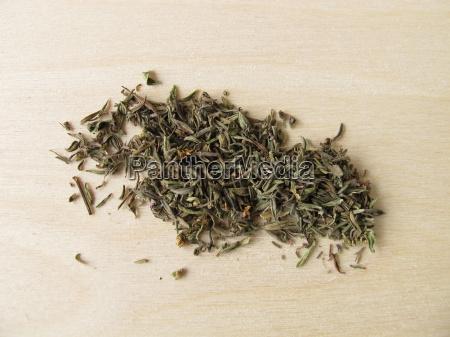 thymiankraut thymi herba
