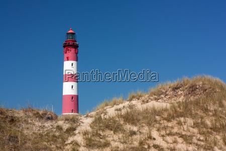 lighthouse on amrum