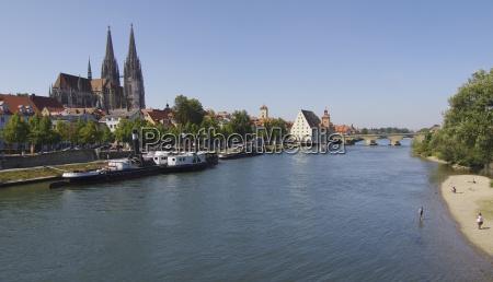 regensburg unesco world heritage city