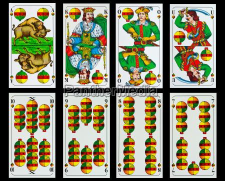 bayerische spielkarten