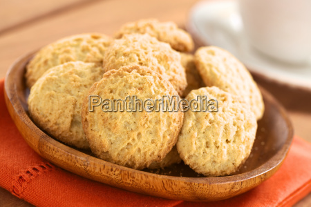 peruvian cookies made with maca powder