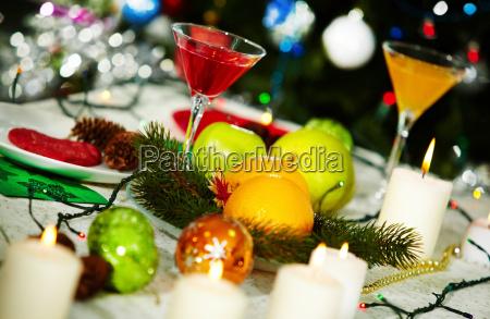 weihnachtsstillleben